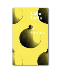 Labo India:表紙