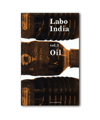Labo India vol.3 表紙