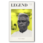 Labo India vol.17 LEGEND 表紙