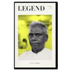 Labo India vol.17 LEGEND 表紙