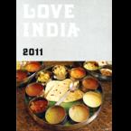 LOVE INDIA 表紙