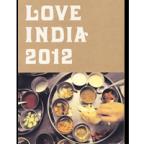 LOVE INDIA2012 表紙